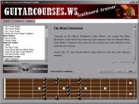 GuitarCourses.ws Fretboard Trainer