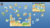 Mediterranean Sea Map Puzzle