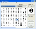 Symbol Selector