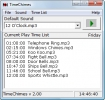 TimeChimes Automated Audio Player