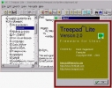 ! TreePad Lite for Linux