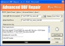 Reparador de DBF Avanzado (Advanced DBF Repair)