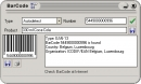 BarCode Descriptor