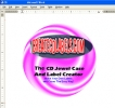 CD and DVD Jewel Case and Label Creator for Word