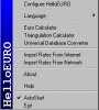 HelloEURO Currency Converter