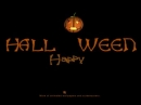 AD Happy Halloween - Animated Desktop Wallpaper
