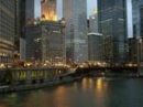 Chicago - Dusk to Dark Screensaver