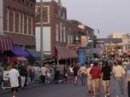 Downtown Memphis Blues Screensaver