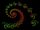 Fractal Morphing Screen Saver