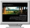 God's Grace Screen Saver