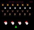 Santa's Invaders Screen Saver