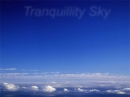 Tranquillity Sky screensaver