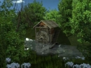 SS Water Mill - Animated Desktop Screensaver