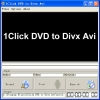 1Click DVD to Divx xVid Avi