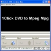 1Click DVD to Mpeg Mpg