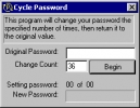 Cycle Password