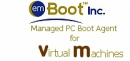 emboot MBA on Disk for VM