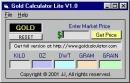 Gold Calculator Lite