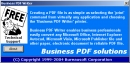 Business PDF Writer