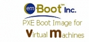 PXE Boot Image for VMware, floppy image