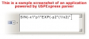 USPExpress Math Parser