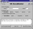 VB DocuMentor