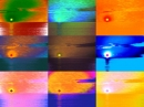 Art Revolution 9 Sea Sunset Screensaver