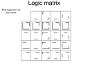 Logic Matrix
