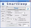 SmartSleep - auto shutdown utility