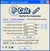 PPCalc - PayPal Fee Calculator