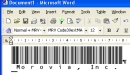Morovia Code39 (Full ASCII) Barcode Fontware