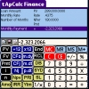 tApCalc Financial tape calculator(Palm High Res)