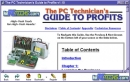 The PC Technicians Guide to Profits