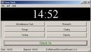 reloj registrador (Time Clock)