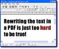 Infix PDF Editor