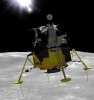Eagle Lander 3D