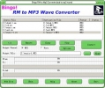 Bingo! RM to MP3 Wave Converter