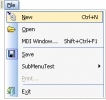 Office XP and .NET Style ActiveX Menu Control