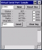 Virtual Serial Port ActiveX CE