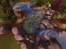 Water Garden Screen Saver