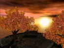 AD Autumn Sunset - Animated 3D Wallpaper