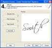 Signature Creator