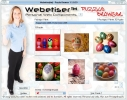 Webetiser(tm) Puzzle - Easter Package