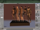 3D Virtual Figure Drawing Studio (Male)