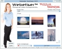 Webetiser(tm) Puzzle - Winter Package