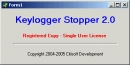 Keylogger Stopper