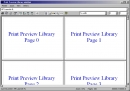 PVL - Print Preview Library source codes