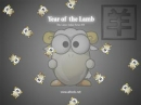 ALTools Lunar Zodiac Lamb Wallpaper