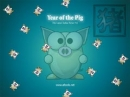 ALTools Lunar Zodiac Pig Wallpaper