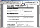 Just Forms PDF : Java PDF Library